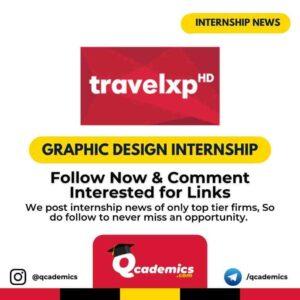 Travelxp Internship News: Graphic Design