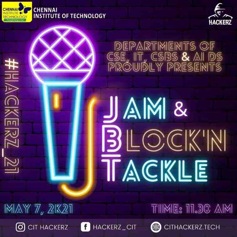 Jam & Block'n Tackle