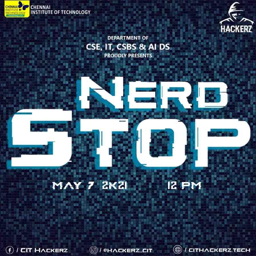 Nerd Stop