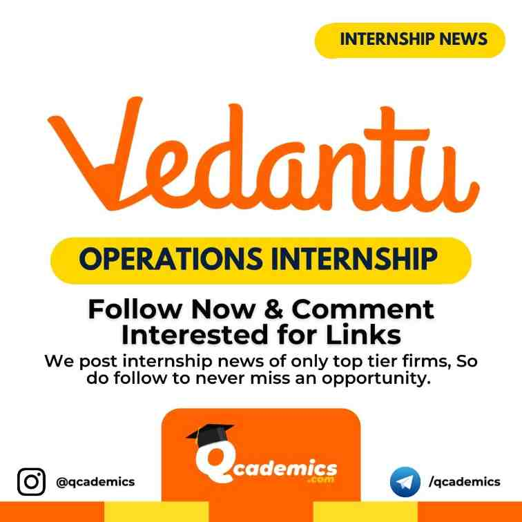 Read more about the article Vedantu Internship News: Operations