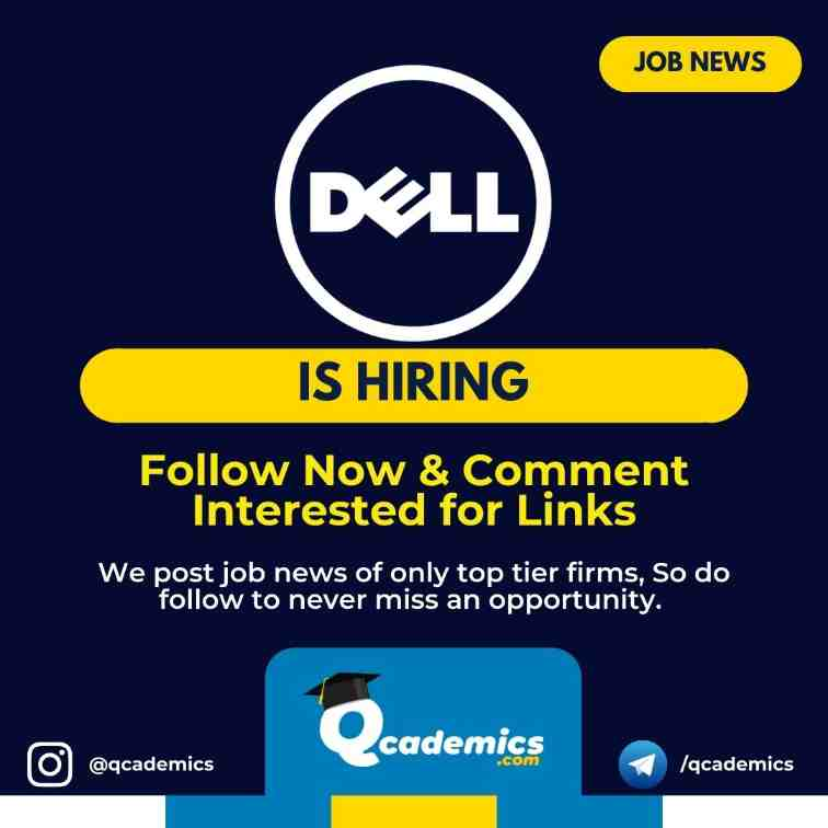 Read more about the article Job at Dell: Accounting Analyst Job News