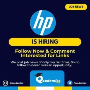 Job in HP: Business Development Manager