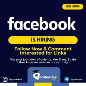 Job with Facebook: Client Solutions Manager